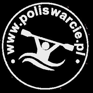 poliswarcie.pl - białe logo
